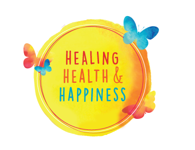Healing Health & Happiness Logo