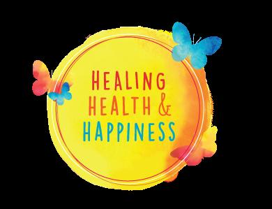 Healing Health & Happiness Logo